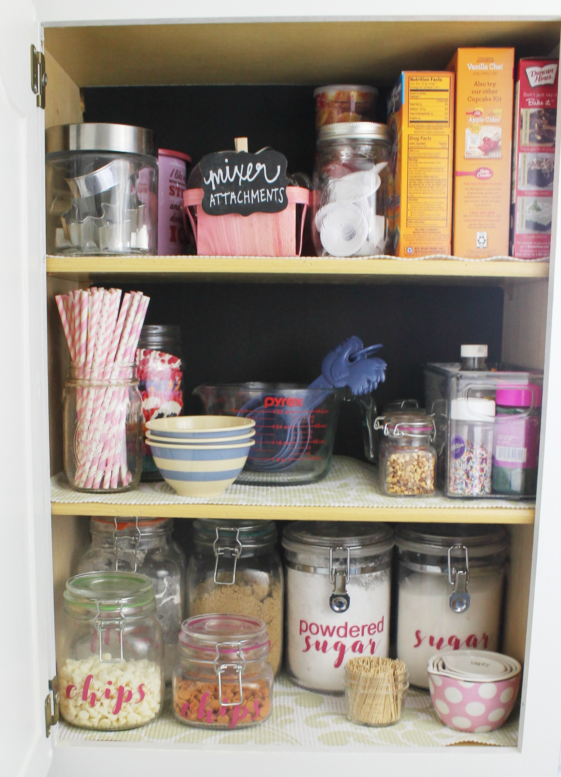 Bon I Love How Much Of A Difference 30 Minutes Of Organizing Makes In A Small  Space Like This Cabinet. It Really Makes All Of The Difference During A  Busy Day, ...